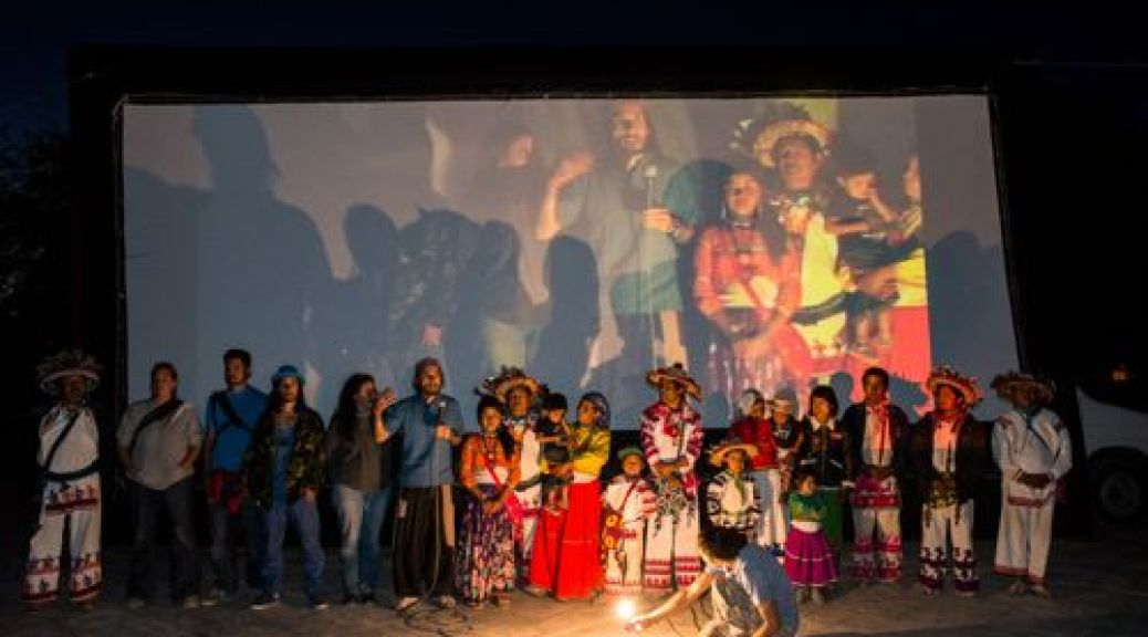 Huicholes World Premiere