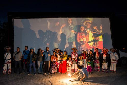 Huicholes World Premiere