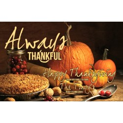 Examplary View Larger Image Always Happy Tracy Technologies Happy Thanksgiving From Our Family To Yours Images Happy Thanksgiving From My Family To Yours Gif
