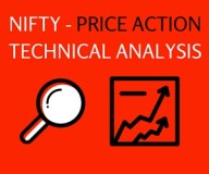 Nifty Price action Technical analysis