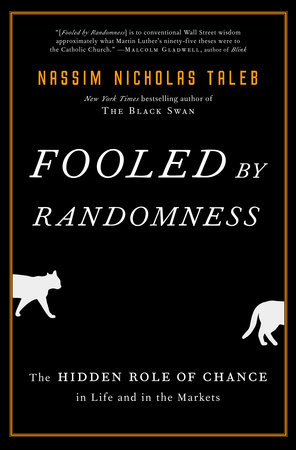 6 Must read Books for Traders and Investors.  Fooled by Randomness