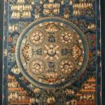 buddha tibetan painting