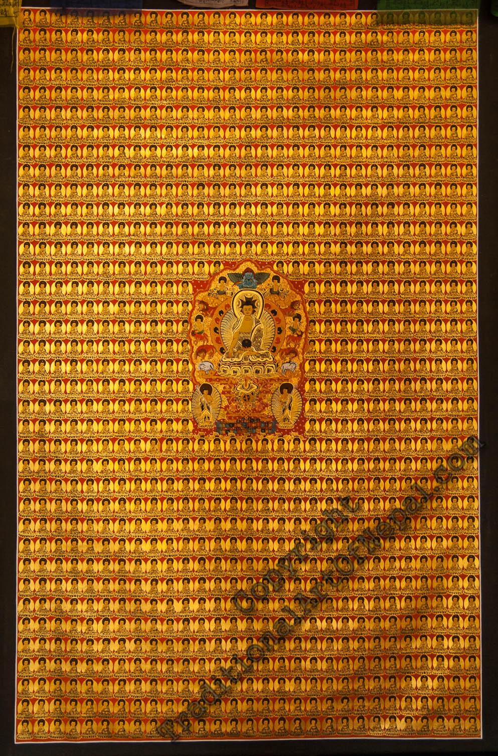 Buddhist Tibetan Painting