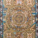 Mudra Buddhist Mandala