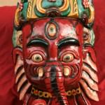Ganesh Handmade Mask