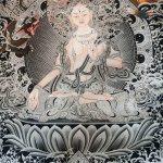 Tibetan Buddhist Thanka