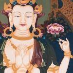 Bodhisattva Kuan Yin Avalokistesvara