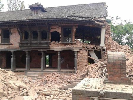 help nepal artists