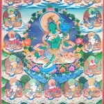 twenty-one emanations of Tara