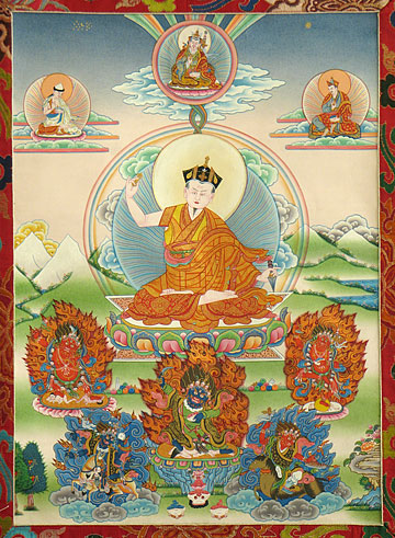 Karmapa Tibetan Buddhism