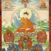 Tibetan Lamas and Teachers