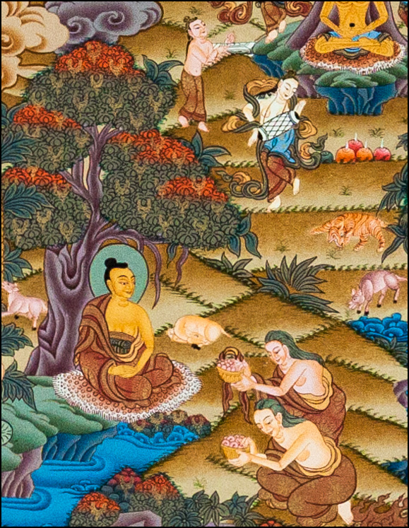 Buddh Enlightened