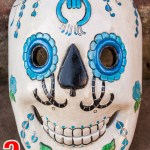 Hand Carved Mexican Mask
