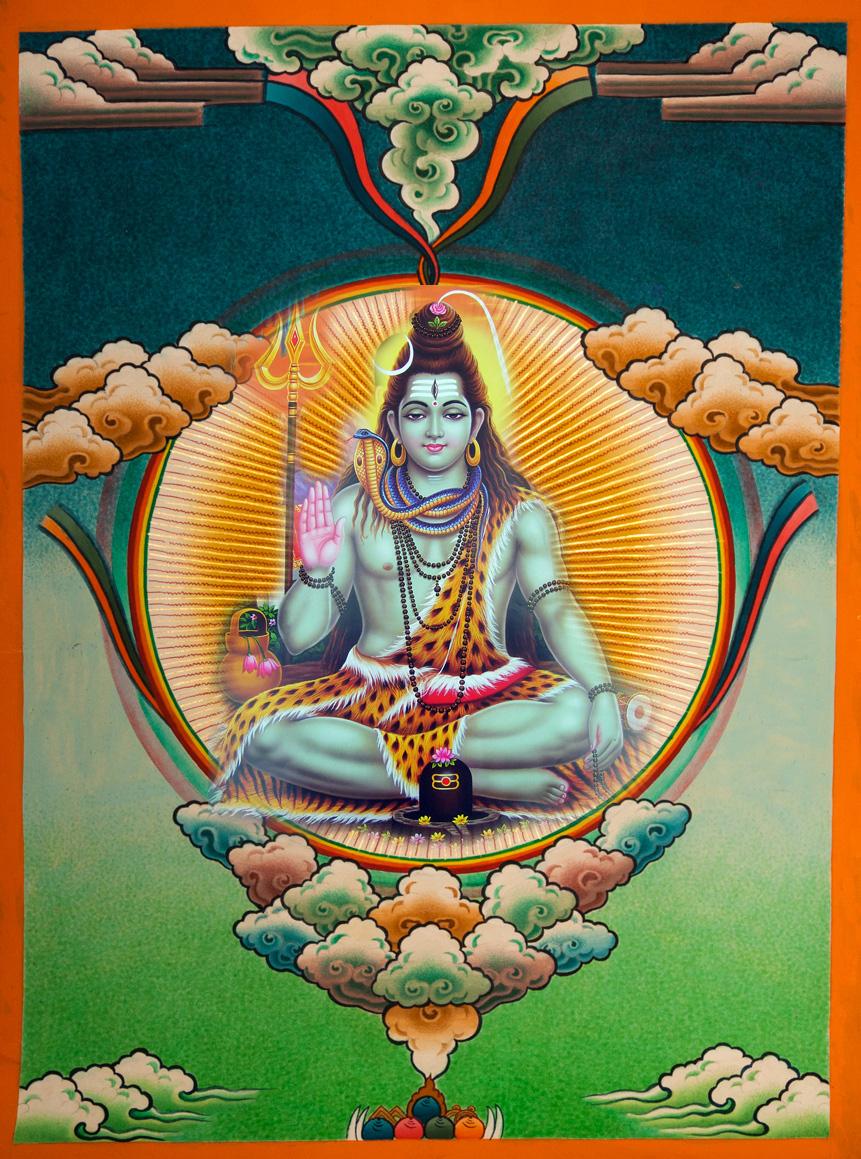 Shiva Thanka Nepal