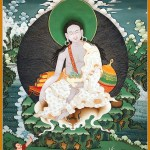 Tibetan Thangka of Milarepa