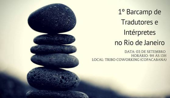 1 barcamp rj - tradutor iniciante