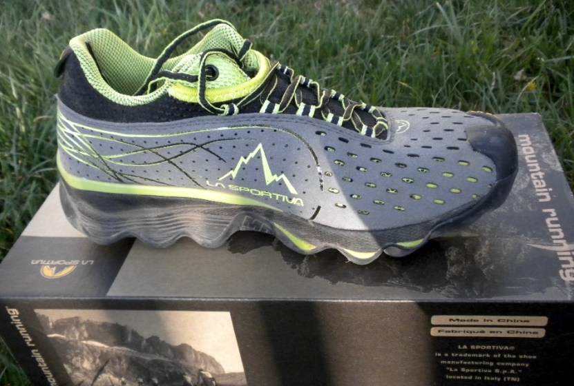 La Sportiva Electron Trail Shoes
