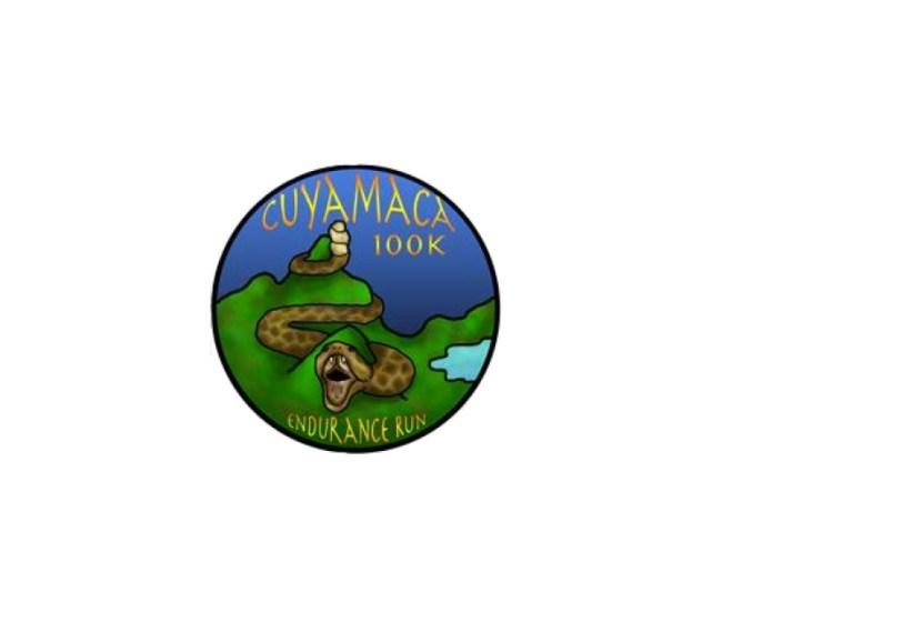 picture of cuyamaca 100k ultra marathon logo