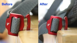 picture of ultraspire alpha pack speed hook modification