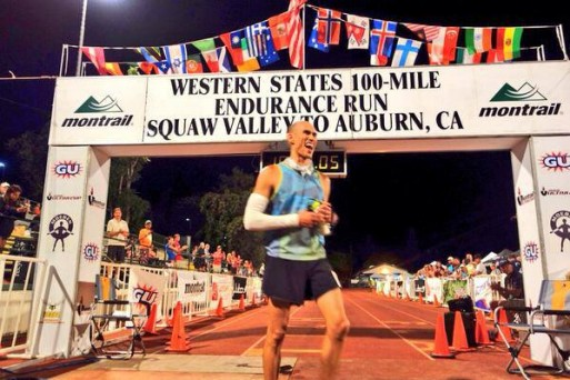 Western States Top 10 Finish