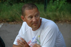 Pic of Race Director Mike Samuelson