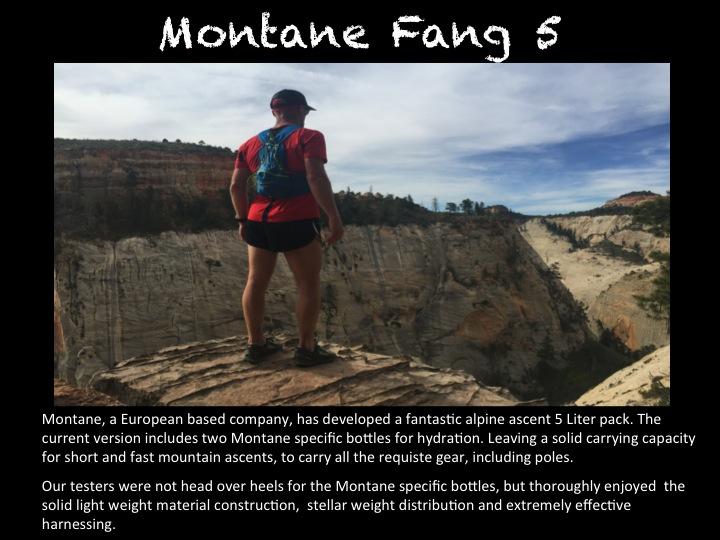 Montane Fang 5