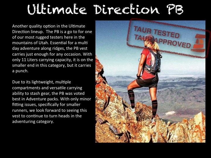 Ultimate Direction PB Vest