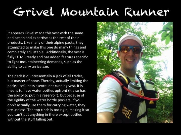 Grivel Mountain Runner