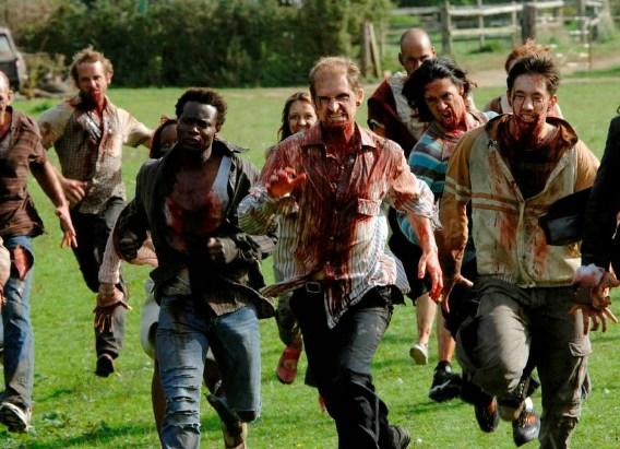 Running-zombies