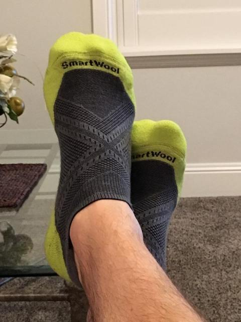 Smartwool PhD Run Light Elite Micro Socks 2