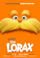 Dr. Seuss' The Lorax Poster
