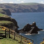 coastal path in southwest wales