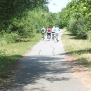bike riders on Moselle trail