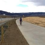 photo of US 36 Bikeway