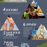 trail running infographic