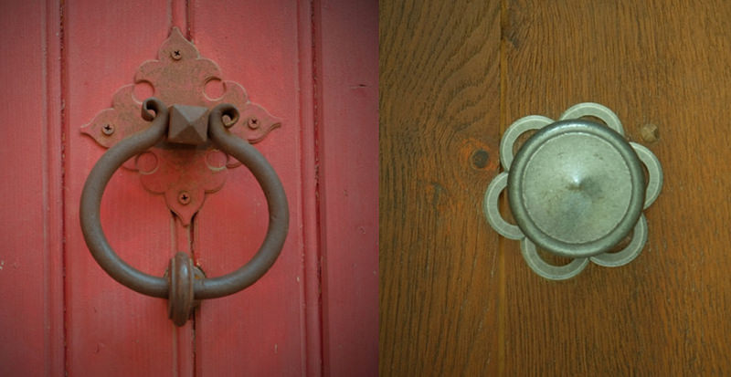 French Provence Doorknobs 3
