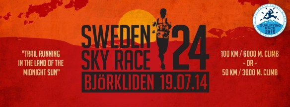 Sweden Sky Race 24
