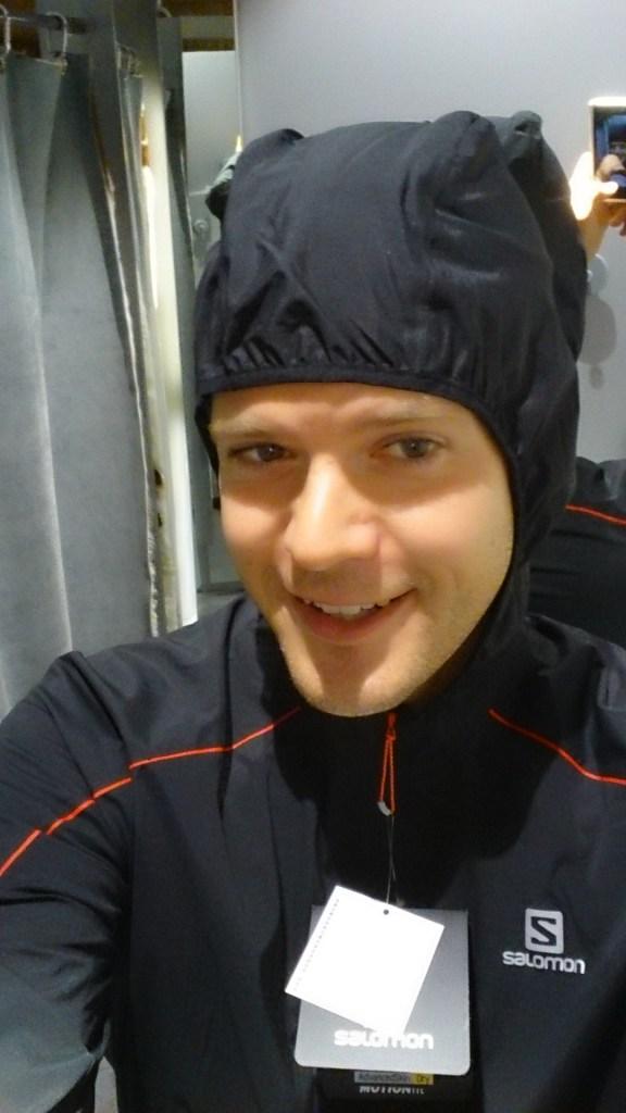 Hybrid Jacket Skin Fit Hood
