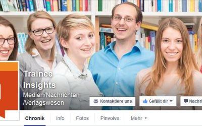 Maisberger Trainees erobern Facebook