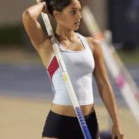 Allison Stokke workout