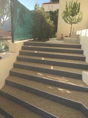 resine-etancheité-escalier-exterieur