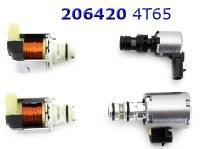 комплект соленоидов 4T65E