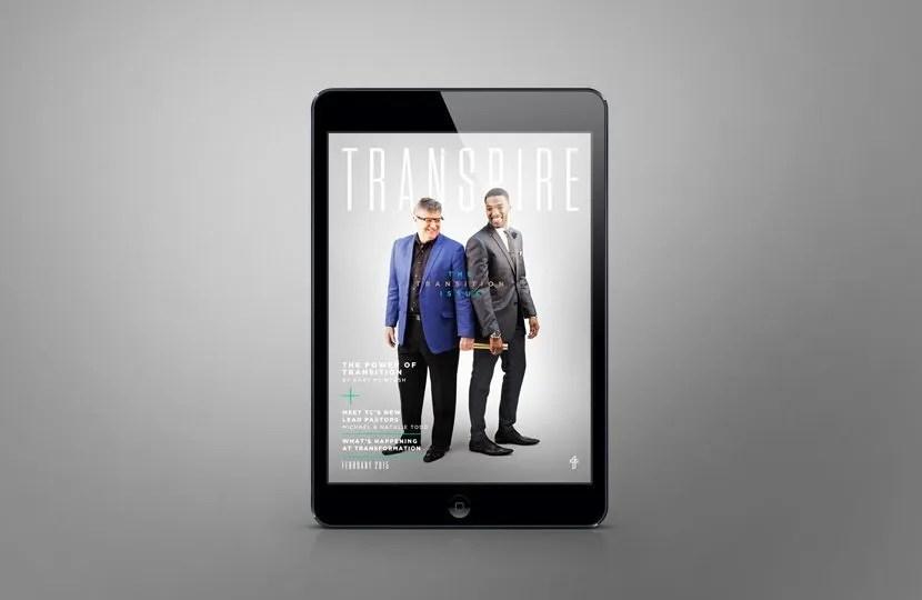 Transpire Magazine