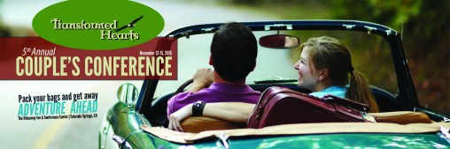 5th Annual Couples Conference Banner