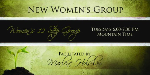 Women's 12 Step Tuesday Night