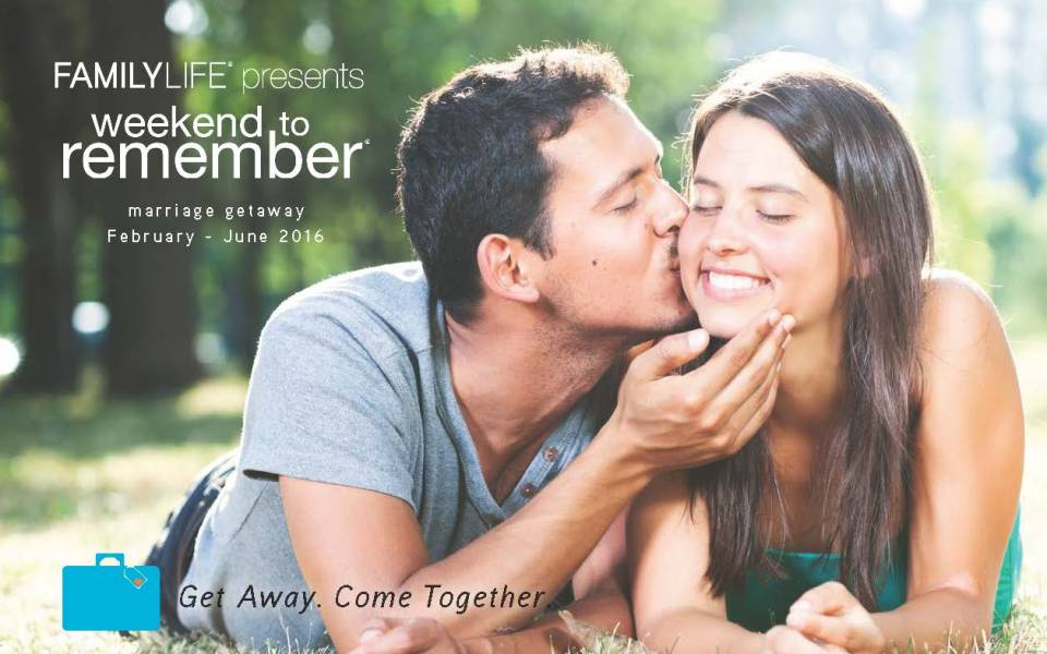 Family Life Weekend to Remember Giveaway