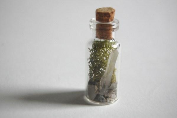 DIY Tiny Terrarium Necklace