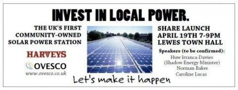 Local power share offer