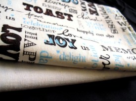 Reusable cloth napkins