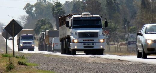 Camion-Ruta